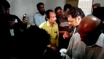 Ali Zaidi Caught Fake MQM Presiding Officer Red Handed