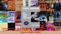 PDF Download  Tupac Shakur 2Pac In The Studio The Studio Years 1989  1996 2Pac in the Studio Download Online