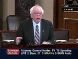 Bernie Sanders on National Usury Act (5) [Fiscal Crisis 2009 (16)] (5/19/2009)