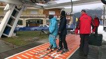 D!CI TV : La station du Sauze a ouvert dans la joie et la bonne humeur