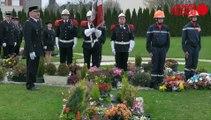 Sainte-Barbe 2015 à Saint-Lô. L'hommage à Louis Guibert