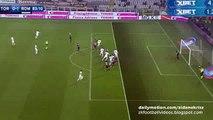 Miralem Pjanić 0-1 Great Free-Kick Goal - Torino - AS Roma Serie A 05.12.2015 HD