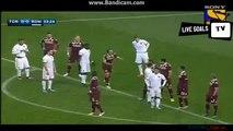 Miralem Pjanic Amazing Goal - Torino 0-1 Roma - Serie A  - 05.12.2015
