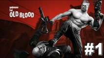 WALKTHROUGH GAMEPLAY HD HQ WOLFENSTEIN THE OLD BLOOD ★ WORLD WAR KILLING PEOPLE ★ STORY MODE ★ NO COMMENTARY GAMEPLAY ★  #1