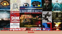 Read  Emergency Medical Responder First Responder in Action with Student CDROM Student DVD and Ebook Free