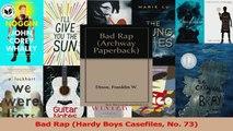 PDF Download  Bad Rap Hardy Boys Casefiles No 73 Download Online