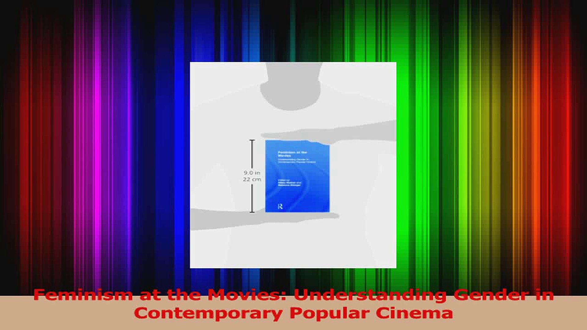 PDF Download  Feminism at the Movies Understanding Gender in Contemporary Popular Cinema Download On