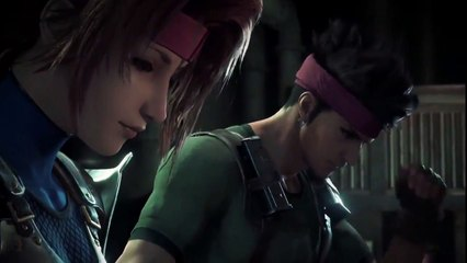 Trailer Playstation Experience 2015 de Final Fantasy VII Remake