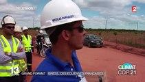 Environnement : des éoliennes françaises au Brésil