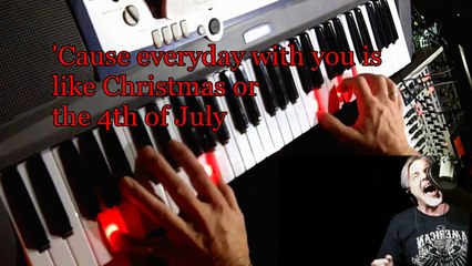 At Christmas Time (piano and vocal) by UR S MAN (Sam Reeves)