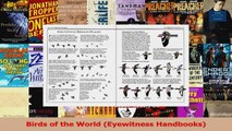 PDF Download  Birds of the World Eyewitness Handbooks Read Online