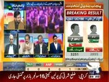 Local Bodies Election 2015 on Geo News 10pm to 11pm - 5th December 2015