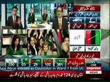 Local Bodies Election 2015 on Express News 10pm to 11pm - 5th December 2015