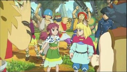 Trailer Playstation Experience 2015 de Ni no Kuni 2 : L'Avènement d'un nouveau Royaume