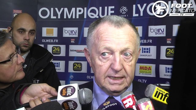 OL : Aulas confirme Fournier
