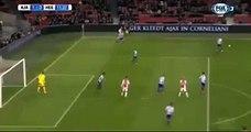 GOAL Viktor Fischer - Ajax-Heerenveen 1-0 _ GOAL Viktor Fischer Ajax-Heerenveen 1-0