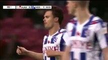 Te Vrede GOAL - Ajax 3-1 Heerenveen - 05-12-2015 Eredivisie