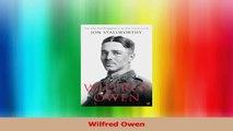 Wilfred Owen Download