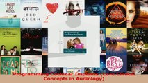Download  Programming Cochlear Implants Core Clinical Concepts in Audiology PDF Online