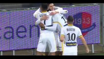 Stade Malherbe Caen vs Lille 1 - 2 All Goals & Highlights 2015