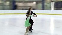 ESTEPA/HICKEY Pre Nov Pattern Dance 1