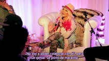 "Christina Aguilera - Evento Preview de ""Lotus"" 2012 Completo (Subtítulos español)"