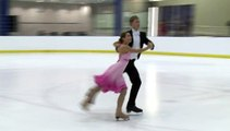 ROBIINSON/MALE Pre Nov Pattern Dance 1