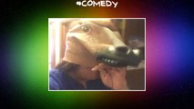 When you re face is scarier than your mask   funny  Scary  ugly  comedy  revine  follow
