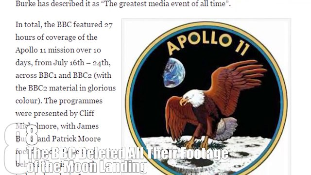 Top 10 Controversial Moon Landing Facts (That Actually Happened) — TopTenzNet