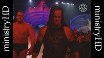 The Unholy Alliance Era Vol. 14   Undertaker & Big Show vs Rock & Mankind Tag Titles Buried Alive Match 9/9/99