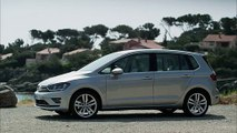 Volkswagen Golf Sportsvan Exterior Design - Driving event St. Tropez - Video Dailymotion