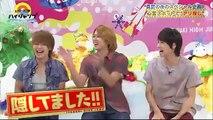 いただきハイジャンプ Hey! Say! JUMP 2015年8月19日 150819 真夏の夜の恐怖の心霊極秘検証!