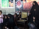 Moualma Rubab Haider Of Faisalabad Majlis 9 Muharram 2015 Chak 421 Karpala Tandlianwala