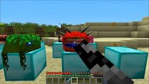 Minecraft_ YOUTUBER STATUES (MOB HEADS, WEAR THEM, & STATUES!) Mod Showcase