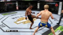 EA SPORTS UFC Extreme Moments & Highlights (Awesome Moments Compilation)
