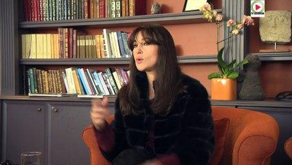 Quiberon: Confidences de l'actrice Monica Bellucci - Bretagne Télé