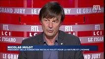 Nicolas Hulot, invité du Grand Jury du 6 décembre 2015 (2e partie)
