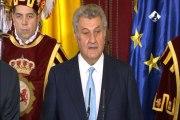 Posada pide usar Constitución contra independentismo