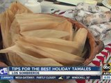 Los Sombreros gives tips on the best holiday tamales