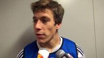 Rugby Fédérale 1- Morgan Le Bourhis réagit après USB - Grasse