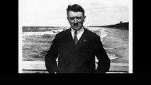 Hitler's normal speaking voice