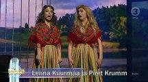 Lenna Kuurmaa & Piret Krumm - Simmanipolka & Naerusuu