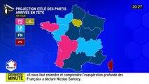 Régionales : le FN en tête dans six régions au premier tour