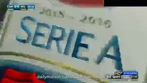 FREEKICK GOAL CARLOS BACCA CARPI 0-1 MILAN SERIE A