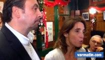 Régionales 2015: la réaction de Jean-Marc Coppola et Sophie Camard