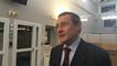Philippe Bas réagit aux résultats du premier tour des élections régionales à Saint-Lô