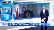 """Louis Aliot: C'est historique nous pouvons battre le PS"""" en Languedoc-Roussillon-Midi-Pyrénées"""