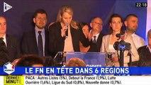 Régionales 2015 : la réaction de Marion Maréchal-Le Pen