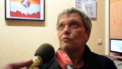 Réaction de Joëlle Barat, tête de liste Ardennes PS