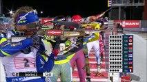 CdM biahlon, Östersund (étape 1), relais mixte, 29 nov 2015 (les relais féminins)